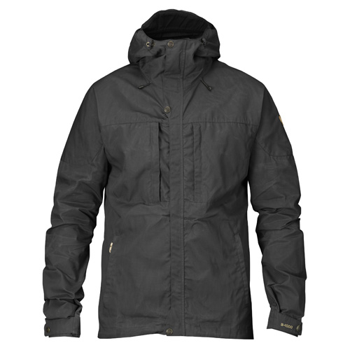 Fjällräven Skogsö Jacket Dark Grey | 30 | XXL