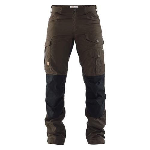Fjällräven Vidda Pro Trousers Long Dark Olive | 633 | 44