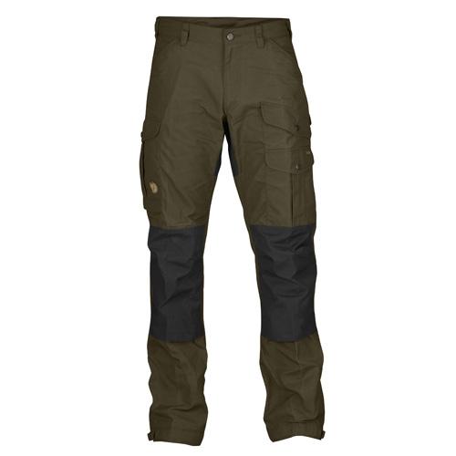 Fjällräven Vidda Pro Trousers Long Dark Olive | 633 | 50