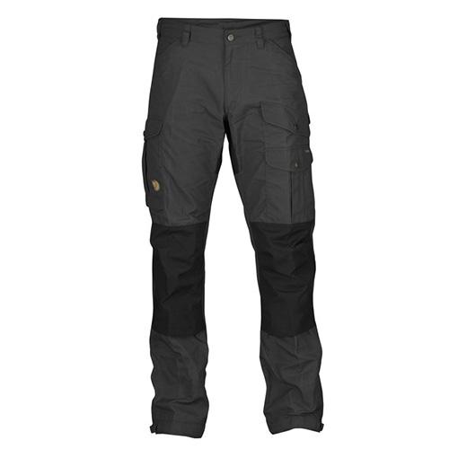 Fjällräven Vidda Pro Trousers Regular Black-Black | 550-550 | 56