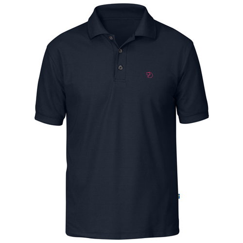 Fjällräven Crowley Pique Shirt Blueblack | 553 | L