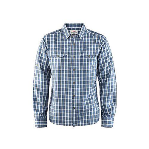 Fjällräven Abisko Cool Shirt LS Uncle Blue | 520 | XL