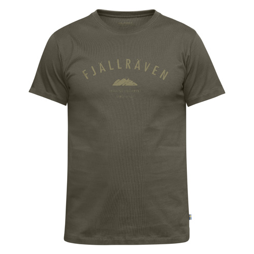 Fjällräven Trekking Equipment T-Shirt Tarmac | 246 | XXL