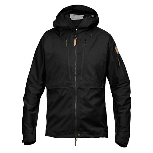 Fjällräven Keb Eco-Shell Jacket Black | 550 | M
