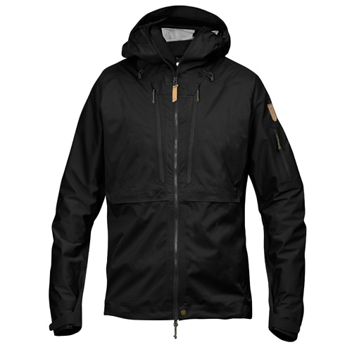 Fjällräven Keb Eco-Shell Jacket Black | 550 | XXL