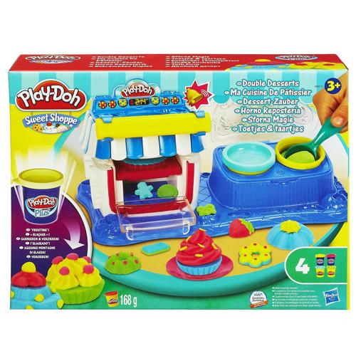 Set Play-Doh Hasbro Výroba dortíků, 168 g