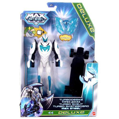 Figurka Max Steel Mattel Turbo skate