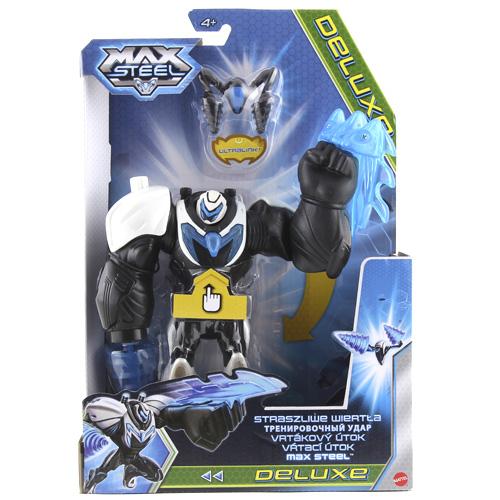 Figurka Max Steel Mattel Vrtákový útok