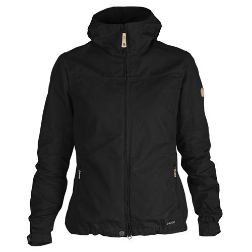 Fjällräven Stina Jacket Black   550   M
