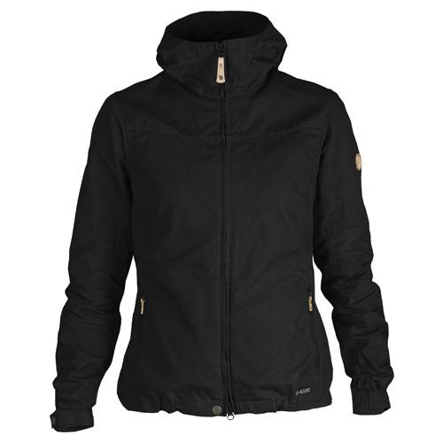 Fjällräven Stina Jacket Black   550   L