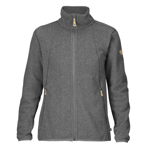 Fjällräven Stina Fleece Dark Grey | 30 | M
