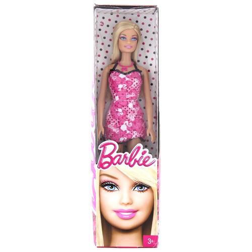 Barbie v šatech Mattel BRB BARBIE V ŠATECH ASST