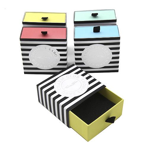 Thomas Sabo POS | Packing | BOX149 Charm Gift Box LARGE, Square, 4 Colors