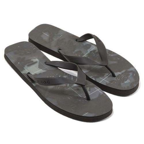 Pantofle Reebok Cash Flip | Černá | 45,5