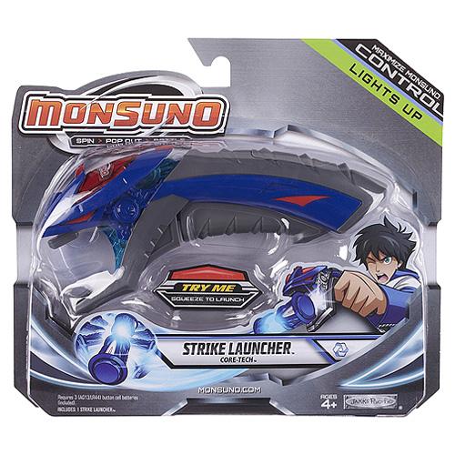 Monsuno vystřelovač Mattel Strike Launcher