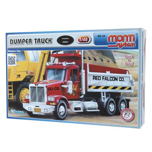 Vista Dumper Truck