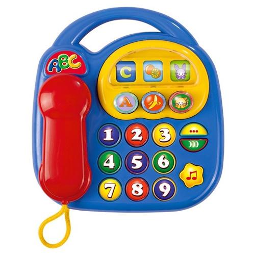 Baby telefon Simba Se zvuky