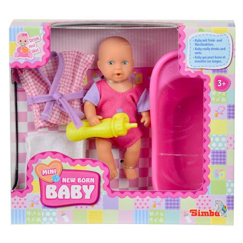Panenka New Born Baby Simba 12 cm