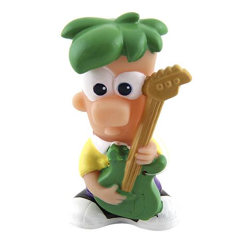 Stříkací figurka Simba Ferb Fletcher, 7 cm