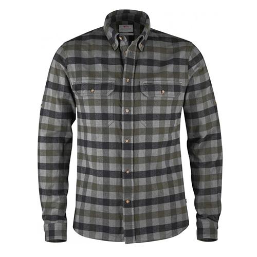Fjällräven Skog Shirt M / Skog Shirt Black | 550 | L