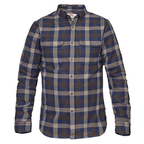 Fjällräven Skog Shirt M / Skog Shirt Glacier Green | 646 | L