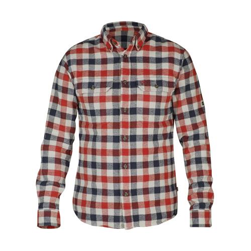 Fjällräven Skog Shirt M / Skog Shirt Red | 320 | XL