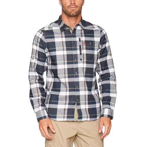 Fjällräven Fjällglim Shirt M / Fjällglim Shirt Dark Blue | 530 | L