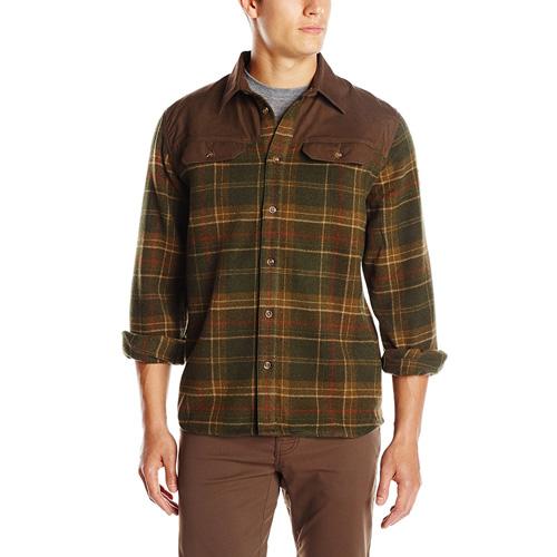 Fjällräven Granit Shirt M / Granit Shirt Green | 620 | XXL