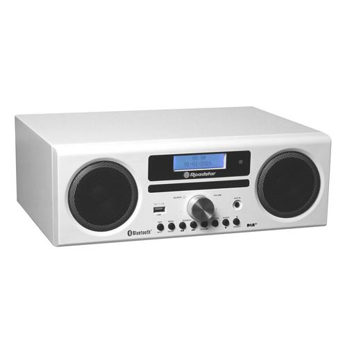 Roadstar HRA-9D+BT/WHL Digi radiopřijímač s BT,en