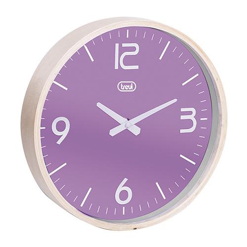 Nástěnné hodiny Trevi OM 3311/VIOLA