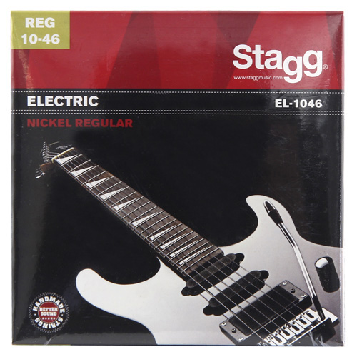 Sada strun Stagg EL-1046