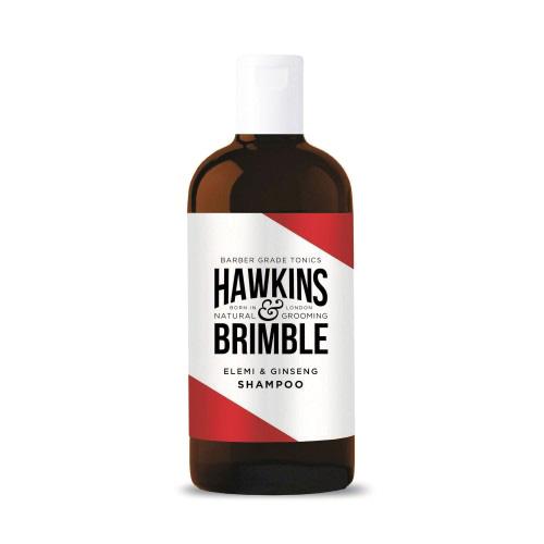 Hawkins & Brimble Hydratační šampón pro muže s vůní elemi a ženšenu (Elemi & G