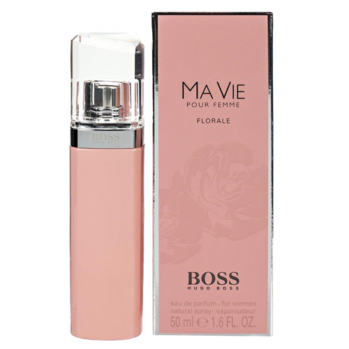Parfémová voda Hugo Boss Boss Ma Vie Florale, 50 ml