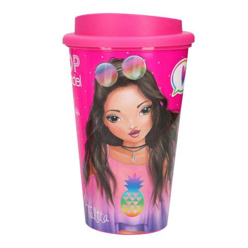 Pohár na pití Top Model ASST Talita, růžový, 350 ml