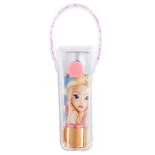 Rtěnka Top Model ASST Candy, dvoubarevná, v pouzdře