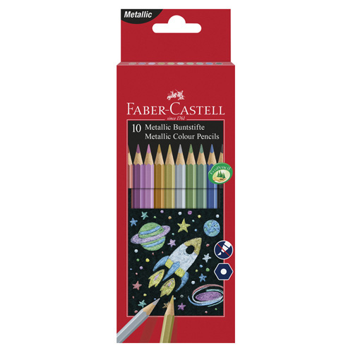 Faber-Castell Buntstift metallic