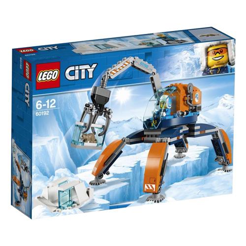 Stavebnice LEGO City Polární pásové vozidlo, 200 dílků