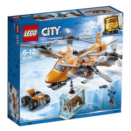 Stavebnice LEGO City Polární letiště, 277 dílků