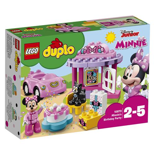 Stavebnice LEGO Duplo Minnie a narozeninová oslava, 21 dílků