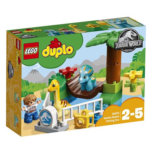 Stavebnice LEGO Duplo Dinosauří Zoo, 24 dílků