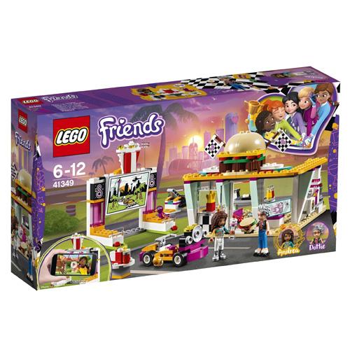 Stavebnice LEGO Friends Jídelní vůz, 345 dílků