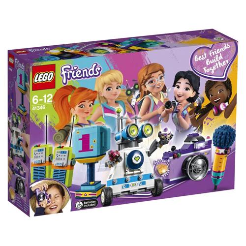 Stavebnice LEGO Friends Krabice přátelství, 563 dílků