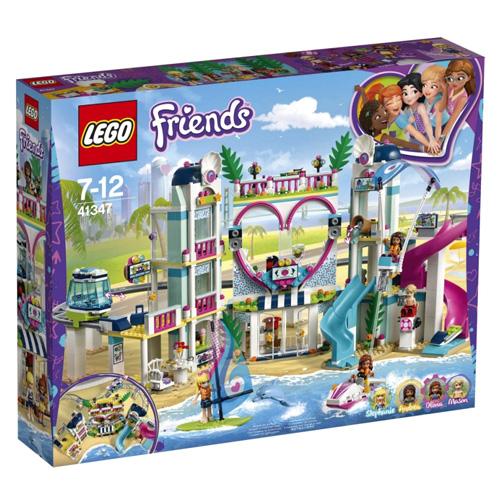 Stavebnice LEGO Friends Resort v městečku Heartlake, 1017 dílků