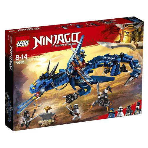 Stavebnice LEGO Ninjago Stormbringer, 493 dílků