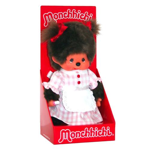 Plyš Monchhichi Servírka, 20 cm