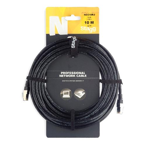 Síťový kabel Stagg NCC10RJ