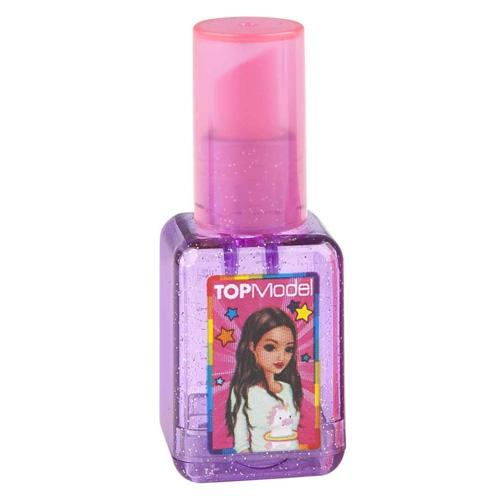 Ořezávátko s gumou Top Model ASST Lak na nehty, fialovo-růžové