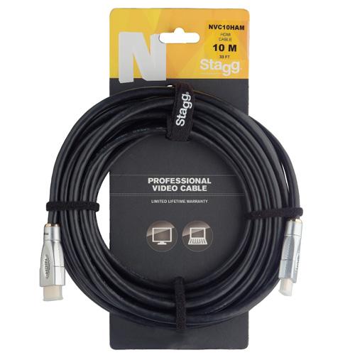 Propojovací kabel Stagg NCC3UAUNA