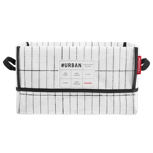 Úložný box Reisenthel Bílo-černý   #urban box new york