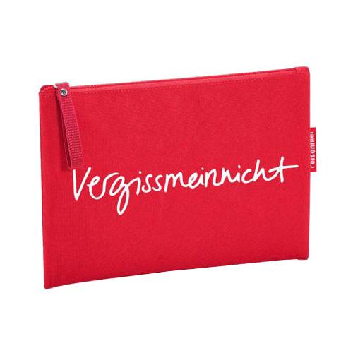 Kosmetická taška Reisenthel Červená, pomněnka | case 1